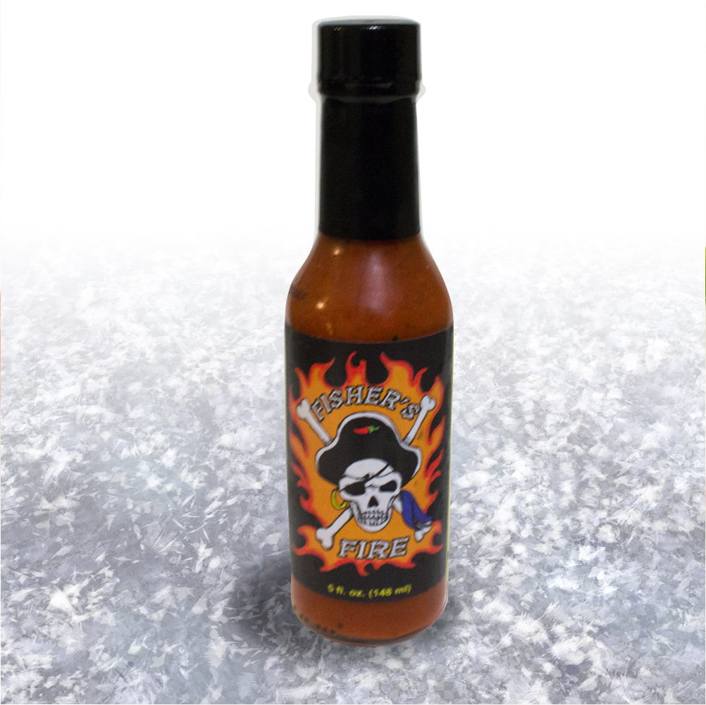 Frenchys Fishers Fire Sauce