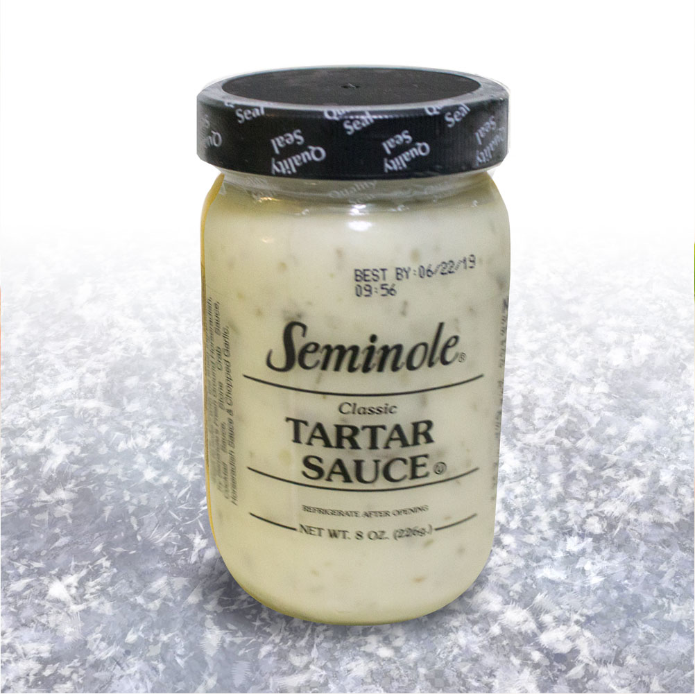 Classic Tarter Sauce.